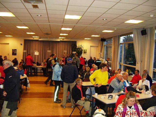 Baarn 40 Km    22-11-2008 (3)