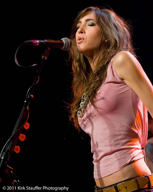 Throwback Thursday / Kate Voegele @ Showbox at the Market / Seattle / 2011