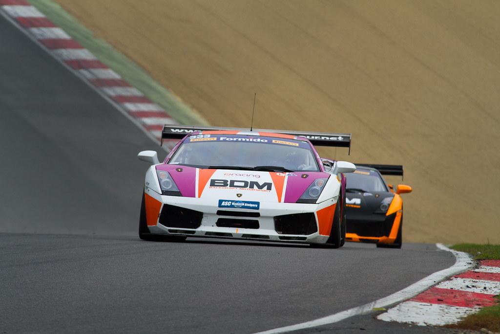 Dutch Supercar Challenge Backdraft Motorsport Lamborghini