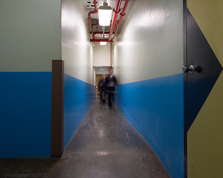 Ramp to the Cafeteria, Diefenbunker 2015