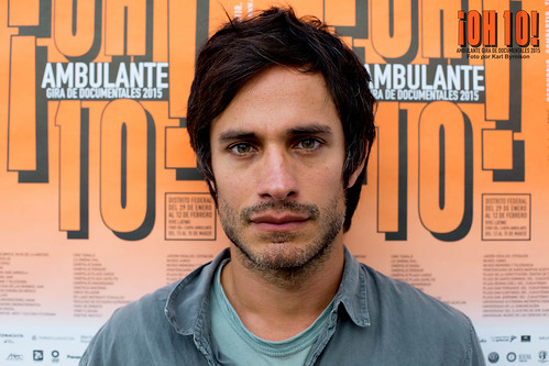 Gael Garcia Bernal | by Festival Ambulante