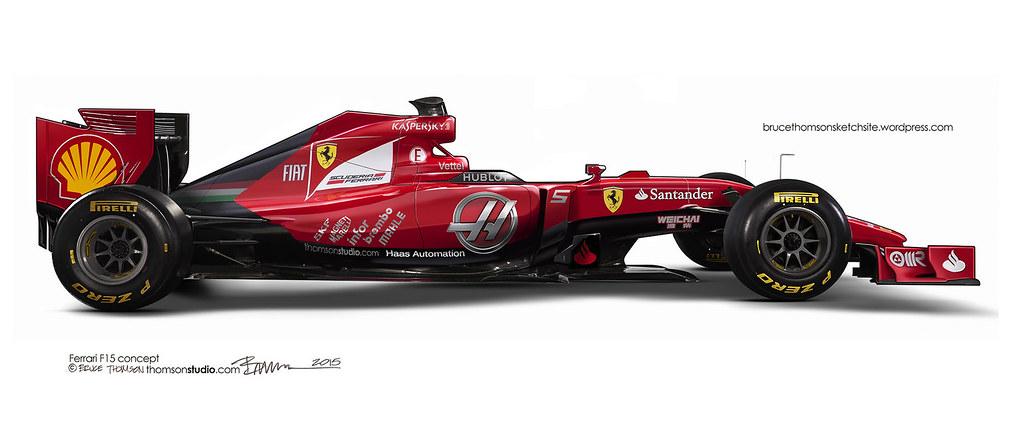 Ferrari F1 2015 Wallpapers Hd Ferrari F1 2015 Wallpapers H Flickr