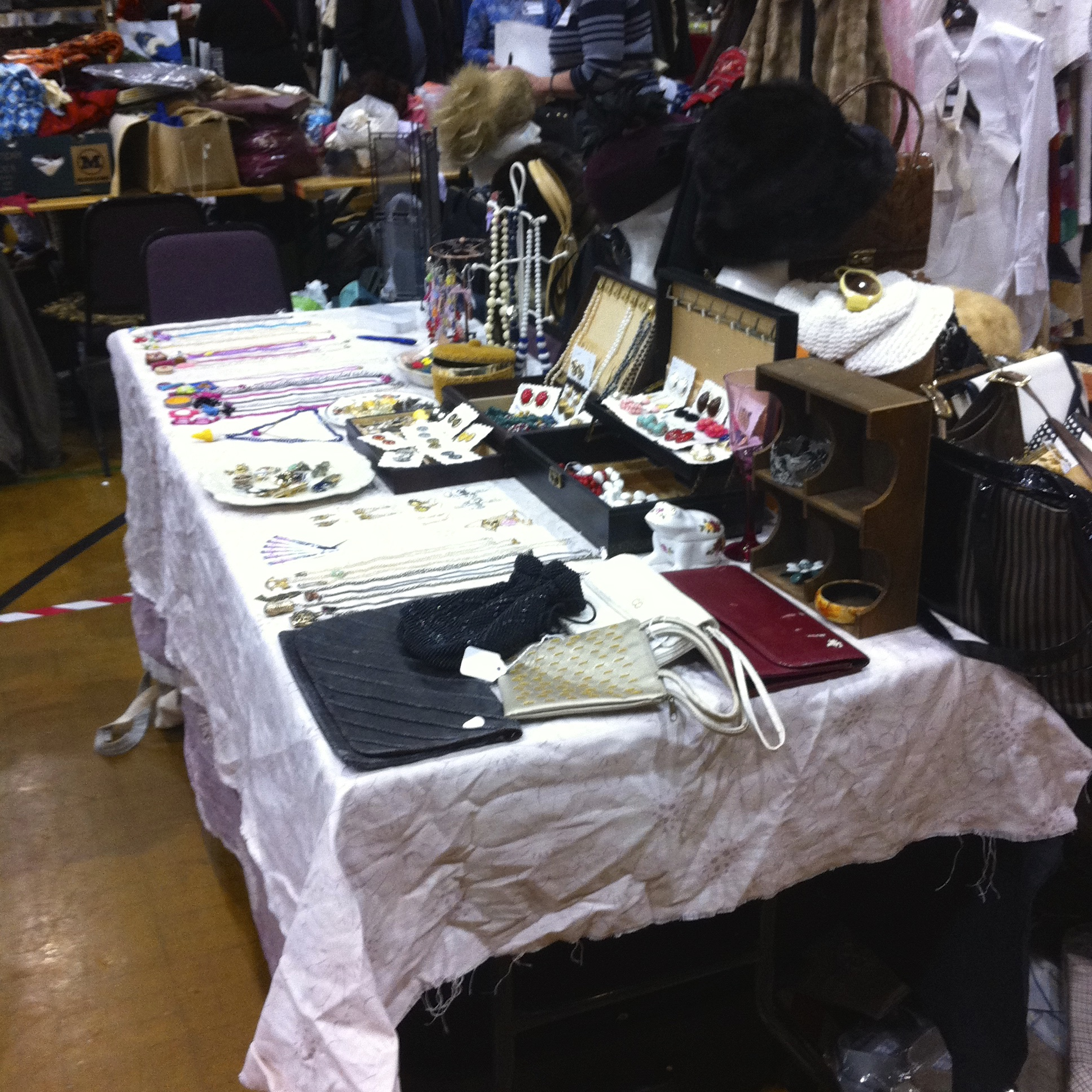 My Stall at the Decorative Fair