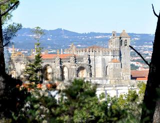 Tomar - Convento de Cristo   by jaime.silva