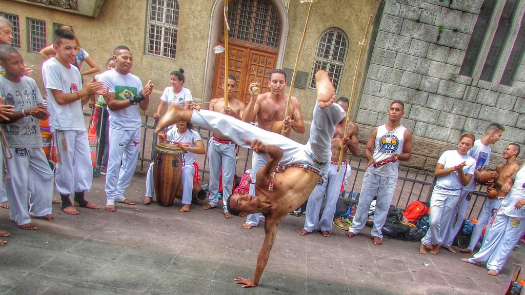 #Capoeira