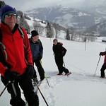 Wannenspitz, Skitourentage, 28. Jan 2014