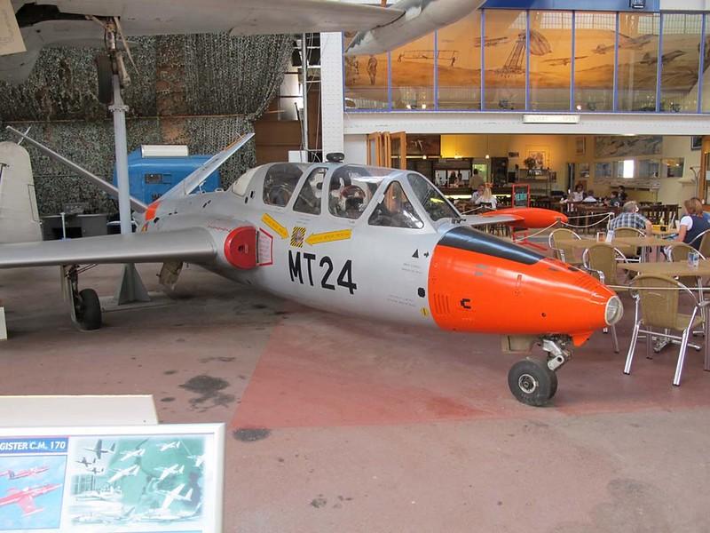 Fouga Magister C. M. 170 1