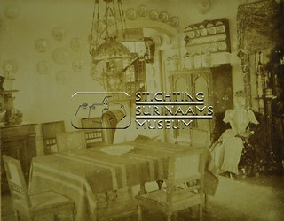Interieurfoto   by Stichting Surinaams Museum