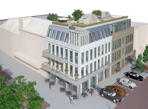 Noordsingel lofts - Artisan Architects   by JanvanHelleman