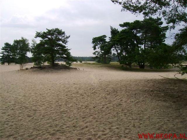 1e dag Amersfoort  40 km  22-06-2007 (25)