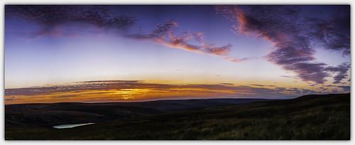 sunsets westyorkshire yorkshiremoors yorkshre wessendenmoor