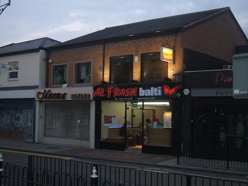 Al Frash Balti, Birmingham