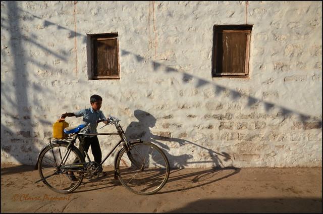 Bike.  Badami