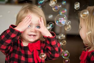 Peekaboo Bubbles! | by donnierayjones