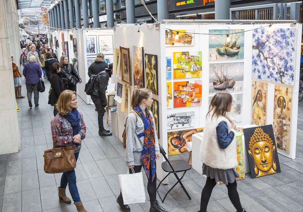 Spitalfields Arts Market E1