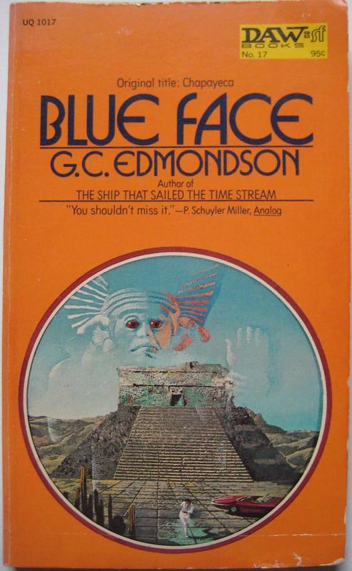 Blue Face - G. C. Edmondson