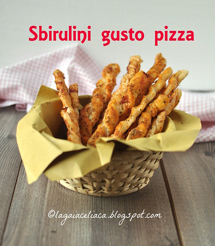 Sbirulini gusto pizza gluten free | by mammadaia