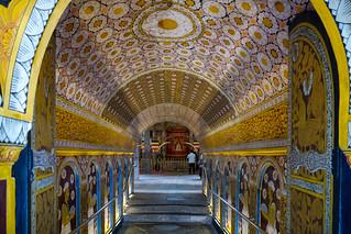 Sri Dalada Maligawa (Temple of the Holy Tooth)   by seghal1