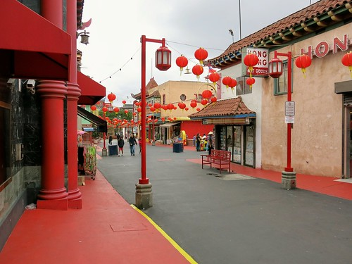 Chinatown in L.A., .18/10   by Basic LA