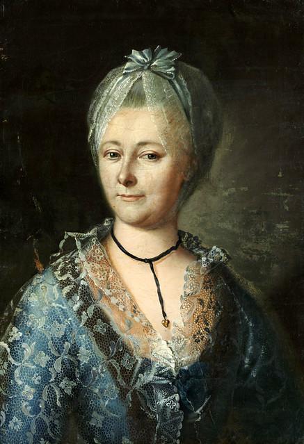 Georg Karl Samuel Urlaub, Augusta Carolina Wilhelmina Freifrau Geyling von Altheim