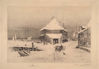 View of J. Fleming, General Blacksmiths, Halifax, Nova Scotia / Vue de J. Fleming, General Blacksmiths, Halifax (Nouvelle-Écosse)