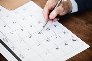 Scheduling with a calendar | by Bestpicko