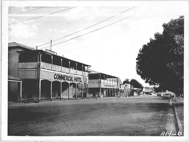Commercial and Criterion Hotels, Shakespeare Street, Alpha