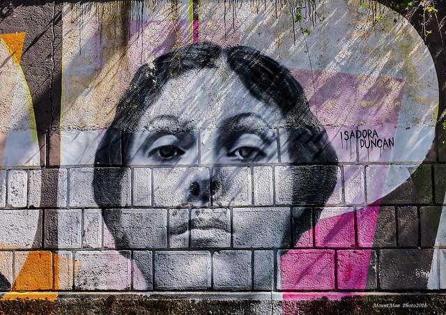 Opatijski portreti poznatih - Isadora Duncan