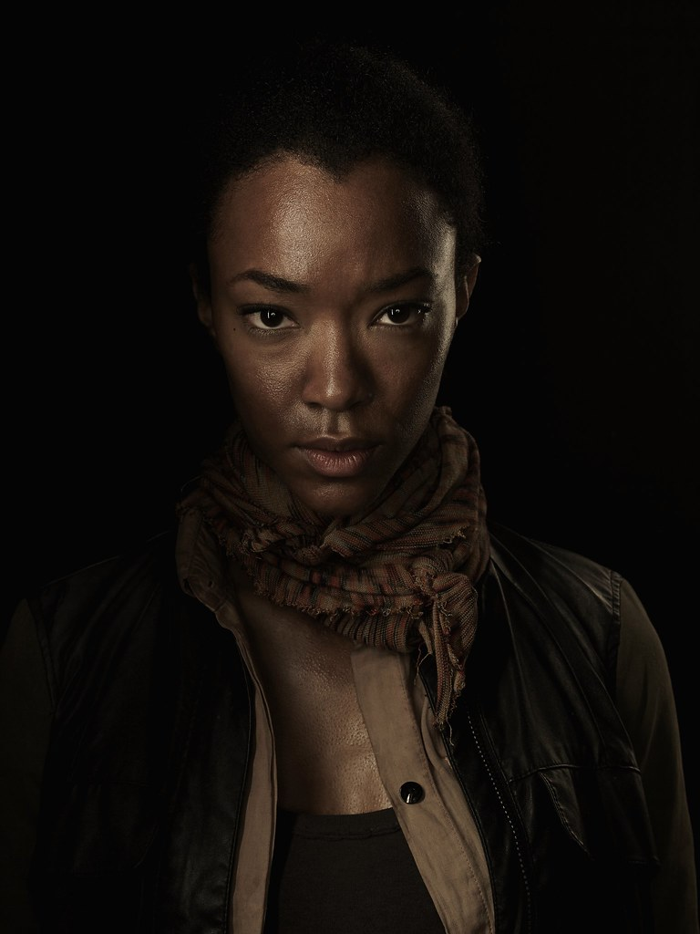 Sasha Williams (Sonequa Martin-Green) - The Walking Dead 4… | Flickr