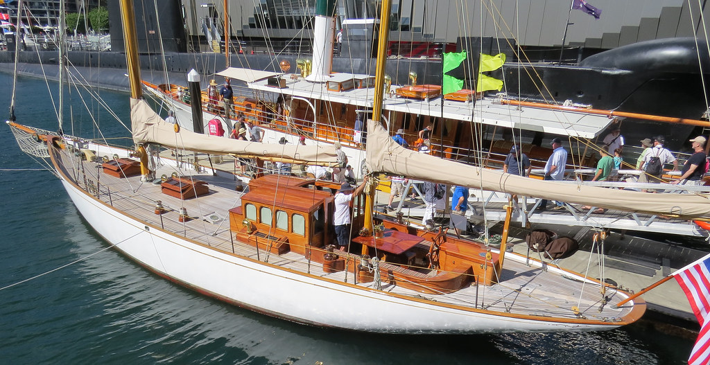 Img5210 Sydney Classic And Wooden Boat Festival 2018 Flickr
