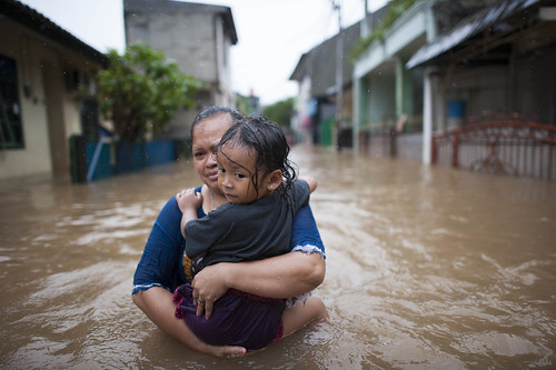 Banjir Jakarta | by World Meteorological Organization