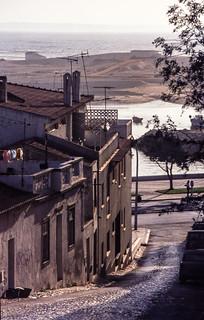 Slide copies September 1983, Lagos, Portugal