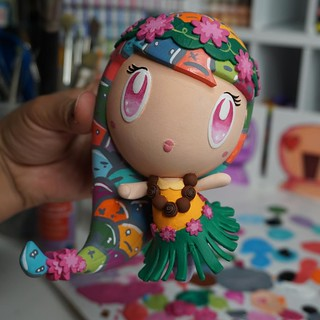 Aloha Lolligag By Miss Zukie Making Her Debut Along
