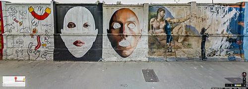 zagreb streetart graffiti croatia googlestreetview