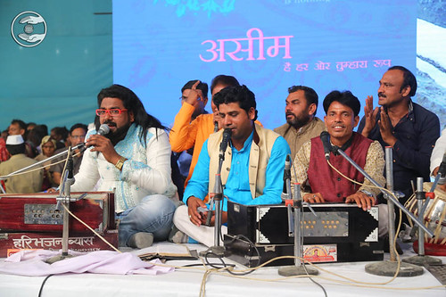 Devotional song by Rakesh Pandey and Saathi from Mumbai, Maharashtra