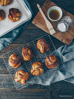Orange & Coconut Buns | by 84thand3rd