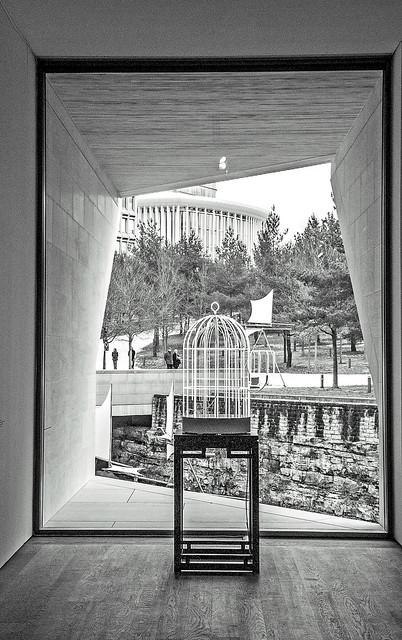 2018 03 15_0642 MUDAM. Musée d'Art Moderne. Luxembourg