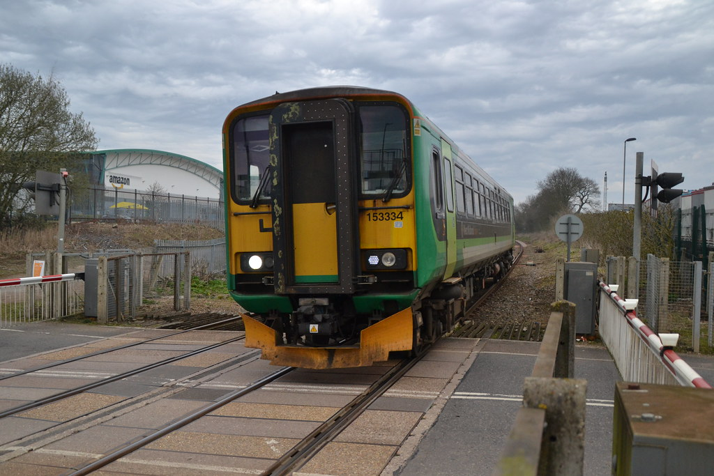153334 2s04 Bedford Bletchley At Ridgmont 7th April 2018 Flickr