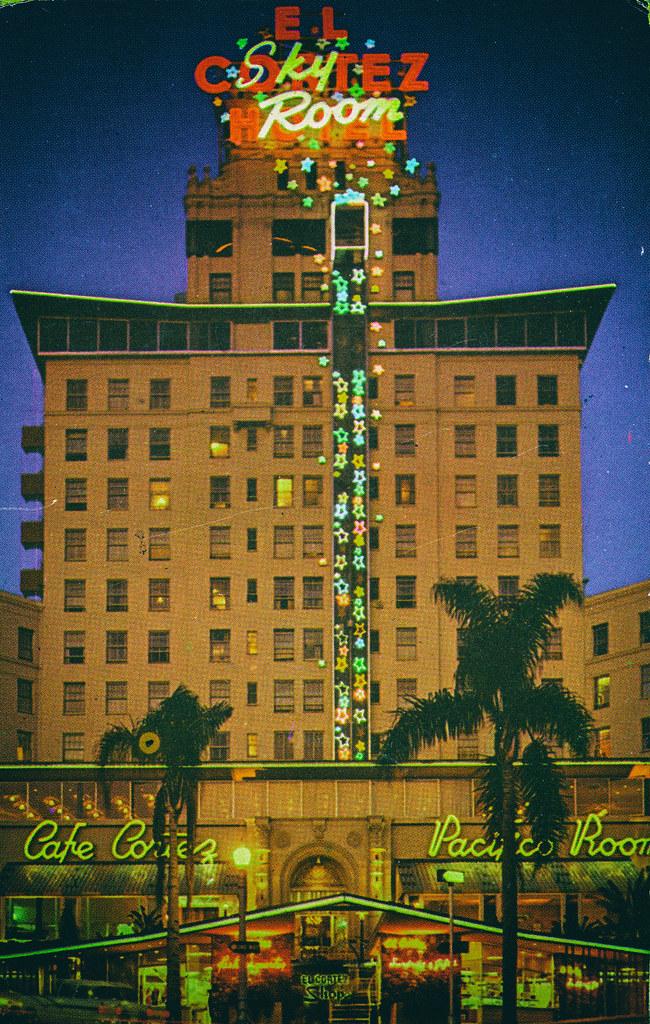 El Cortez Hotel San Diego California Thomas Hawk Flickr