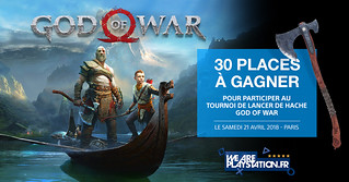 Tournoi GOW | by PlayStation Europe