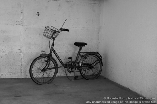 5 . abandoned bike | by Berts @idar