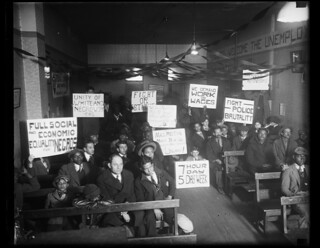 Unemployment Rally in DC: 1930 # 2 | by Washington Area Spark