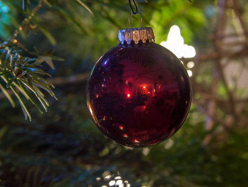 Bauble on Christmas tree | by ptc24