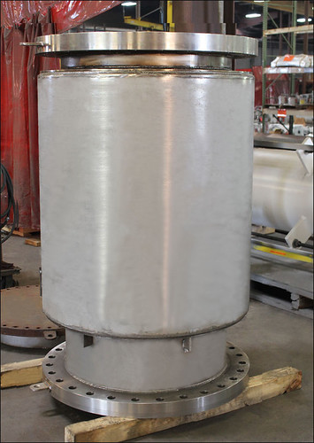 "32"" Dia. Externally Pressurized Expansion Joint Designed for an Oil Refinery"