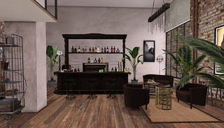 Heart Homes | Paddy's Irish Pub Long | by Hidden Gems in Second Life (Interior Designer)