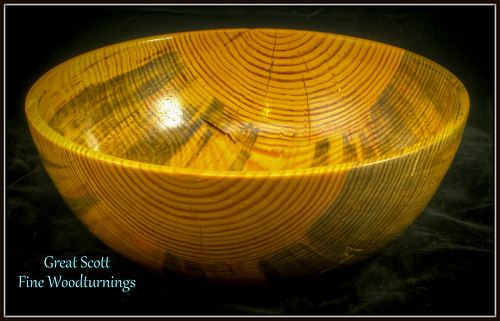 Antique Pine Bowl 002 | by SDB777