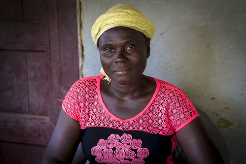 Psychological and Social Work with Survivor and Affected Families in Liberia | by United Nations Photo