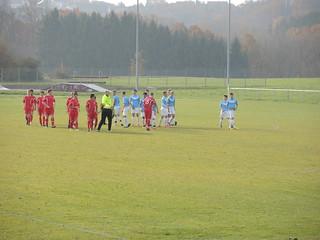 SGM Vellberg/Obersontheim gegen TSV Hessental 09112014