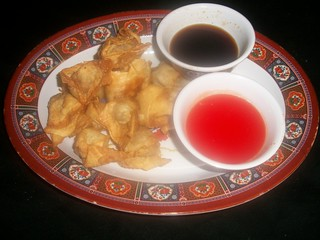 A4 6pc Fried Wontons (beef) | by Golden Gate Chinese Restaurant