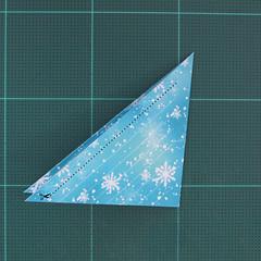 วิธีทำดาวกระดาษรุปเกล็ดหิมะ สำหรับแต่งบ้าน ช่วงเทศกาลต่างๆ (Paper Snowflake DIY) 003